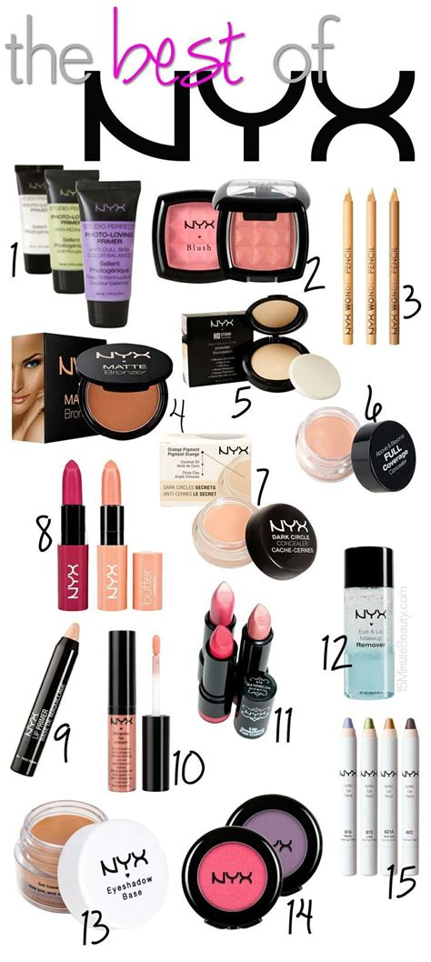 Makeup Nyx 17 changing makeup hacks every should