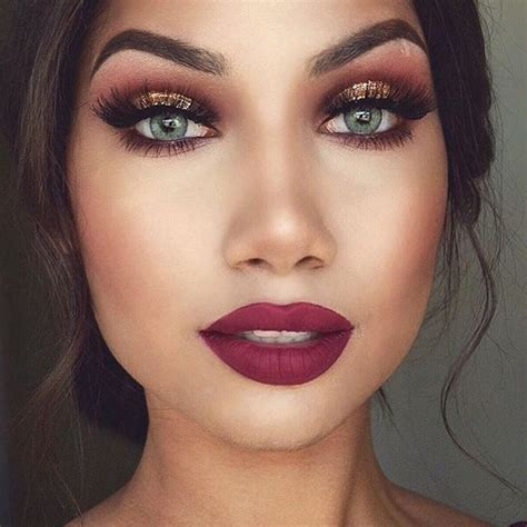 7 Dramatic Eyeshadow Looks For Winter by Best 25 Fall Makeup Looks Ideas On Winter