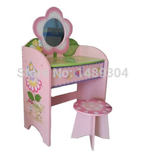 child s dressing table and chair 2014 children s furniture wooden dressing table