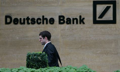 deutsche bank tax fsa fines db mortgages 163 1 5m for lax lending daily mail