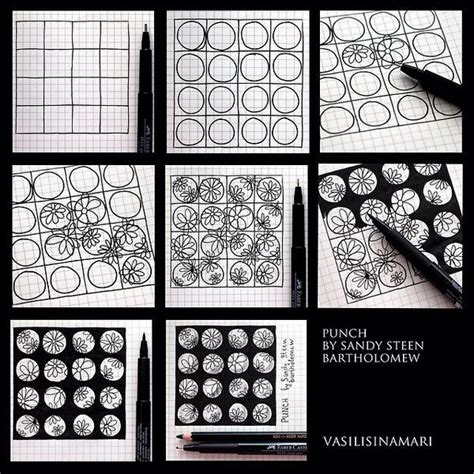 zentangle pattern fungees 17 best images about doodle art on pinterest