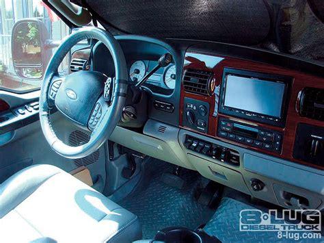2007 Ford F250 Interior 2007 ford f250 lariat crew cab interior photo 10