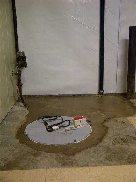 basement systems edmonton sump system photo album