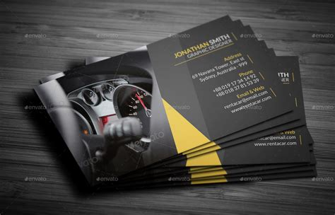 Automotive Business Cards Templates Free by Automotive Business Card Templates Gallery Business