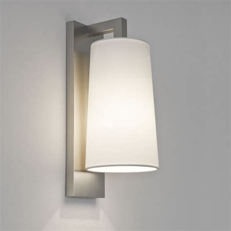 ip bathroom lights astro lighting 7059 lago 280 ip44 bathroom wall light in