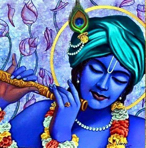 blue krishna wallpaper why krishna is blue indian contents