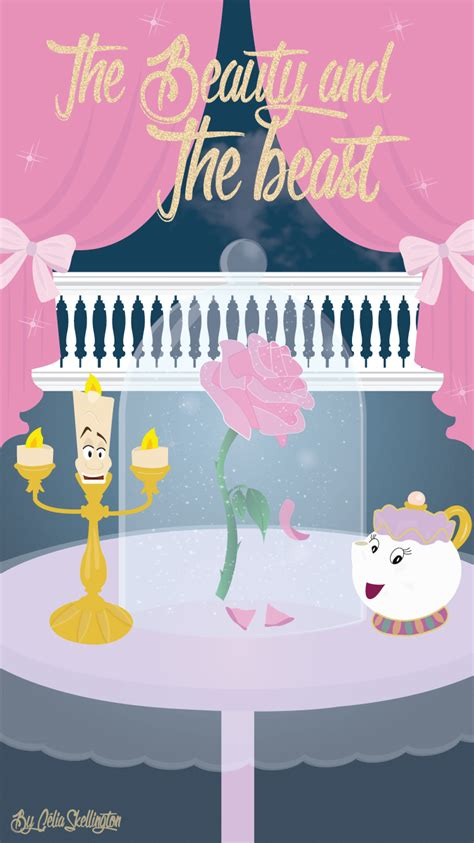 disney lock screen wallpaper beauty and the beast iphone wallpaper lock screen panpins