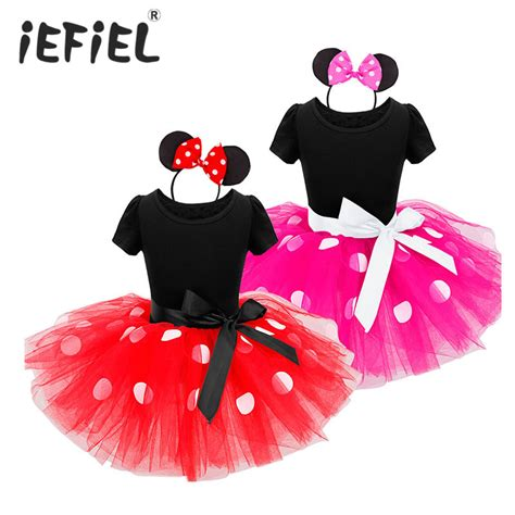 2017 newest kids christmas gift minnie mouse party fancy