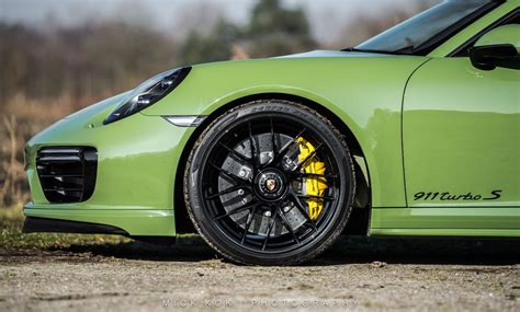 porsche 911 olive green porsche 911 turbo s cabriolet tuned by edo competition is