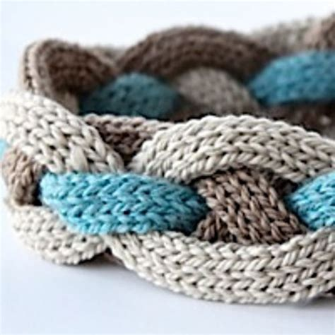 finger knitting patterns 242 best crochet bufandas y cuellos images on