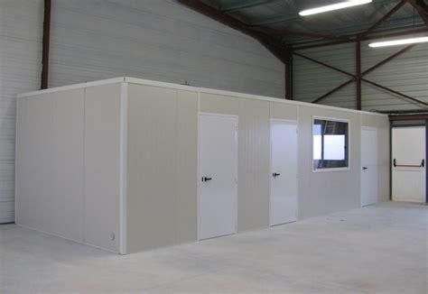Cloisons Bureau En Panneaux Industriels Cloison Bureau