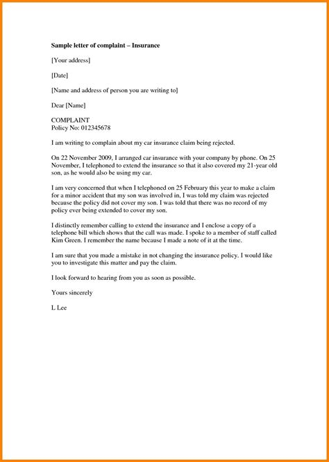defamation character letter template samples letter
