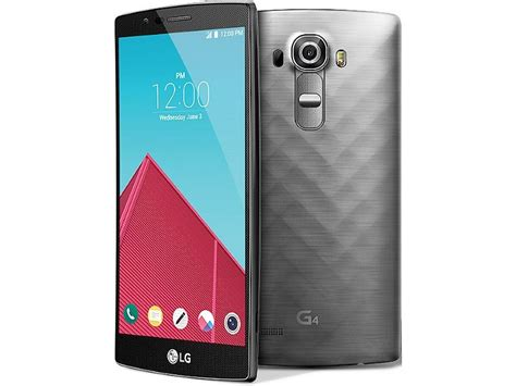 lg g4 lg g4 with brushed metal finish now available in india