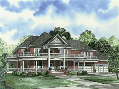 luxury plantation house plans keaton plantation luxury home plan 055d 0745 house plans and more