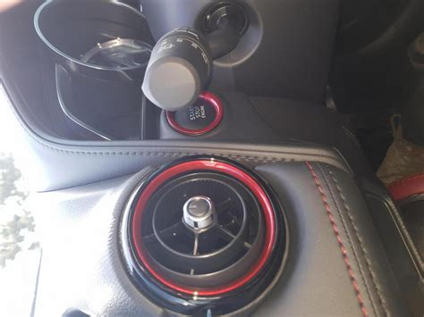 Start Button Ring And Door Lock Cover Mazda Cx3 Forum