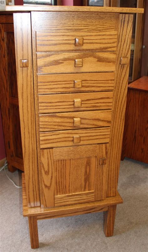 shaker jewelry armoire shaker jewelry armoire with door amish traditions wv