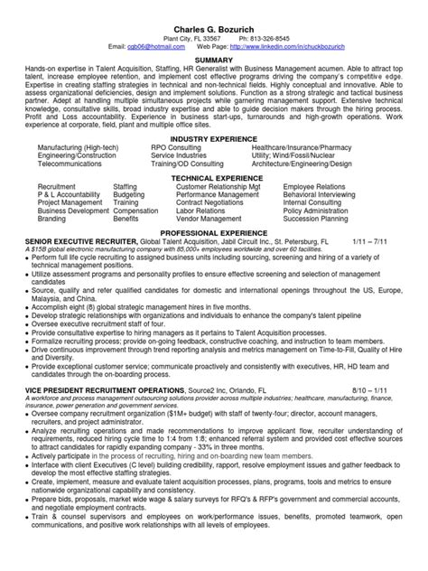 Talent Acquisition Manager Cover Letter by Talent Acquisition Manager Cover Letter Intelligence Research Specialist Cover Letter