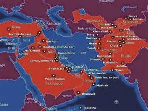 us bases middle east map the 15 maps that explain the world in 2012 business insider