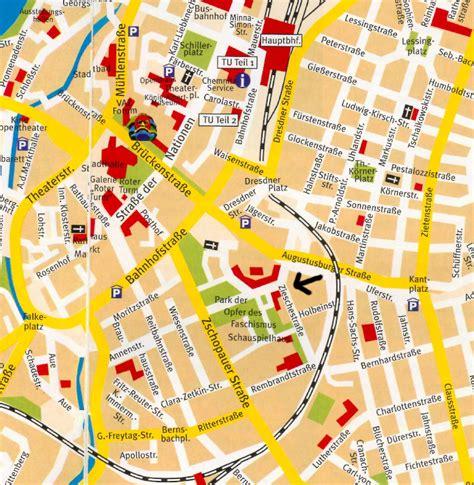 wohnungen frankenburg chemnitz center map chemnitz germany mappery
