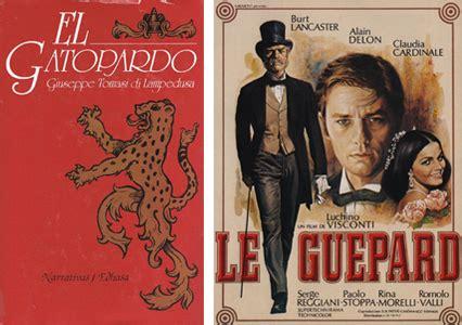 libro el gatopardo las 5 mejores adaptaciones literarias del cine