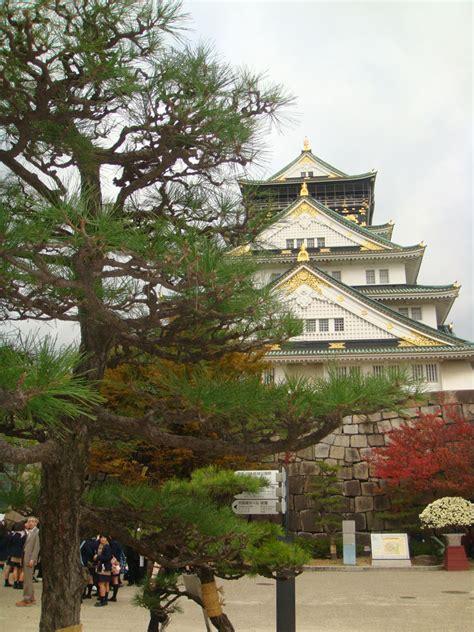 Lu Taman Dinding osaka castle liburkeluarga