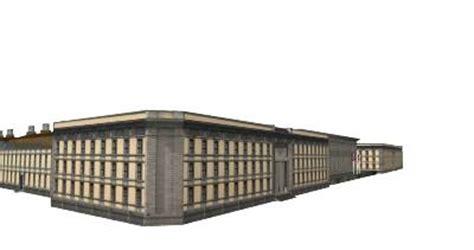 reich chancellery floor plan new reich chancellery