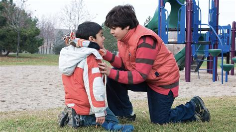 The Child Needs A Helping Playground Problems Help With Learning And