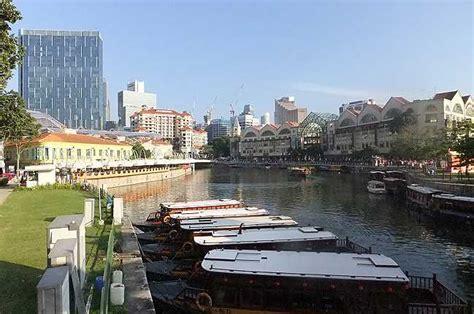 boat quay car park singapur
