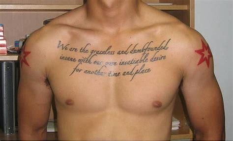 121 awe inspiring chest quotes tattoos 121 awe inspiring chest quotes tattoos