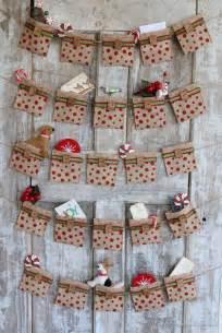 easy no sew burlap advent calendar finding home farms