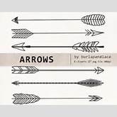 Native American Arrow Sketch Images & Pictures - Becuo
