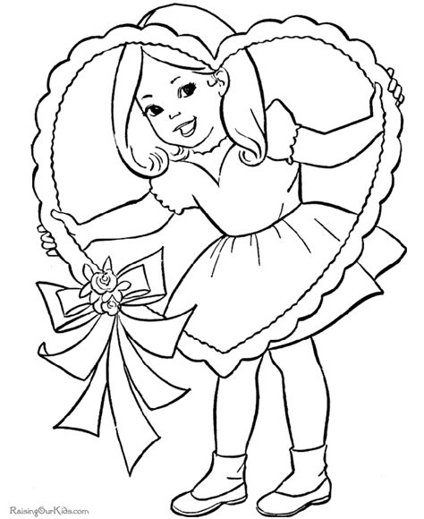 valentines day coloring pictures s day pictures 2013