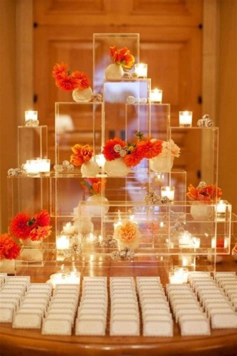 wedding place card table decorations wedding card wedding place card table