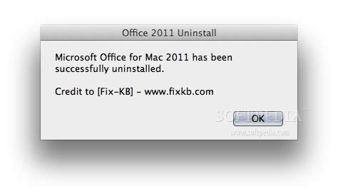 how to completely uninstall office 2011 for mac os x download office 2011 uninstall tool mac
