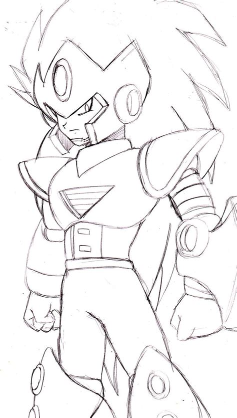Mega X Sketches by Megaman 5 Terra By Hiyashix2 On Deviantart