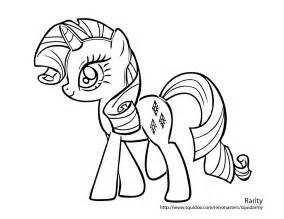 My Little Pony Coloring Pages  Free Printable Pictures sketch template