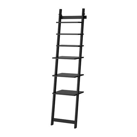 ikea ladder shelf hj 196 lmaren wall shelf black brown ikea