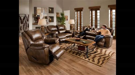 family room leather sofa ideas leather wood sofa furniture ideas for living room design