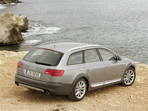 Audi A6 allroad quattro (2006) picture 18 of 43 1280x960