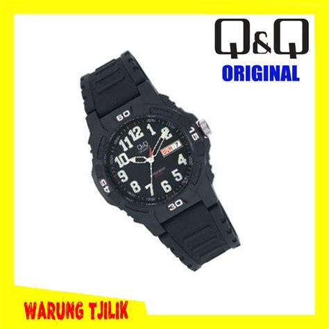 jual jam tangan pria cowok sporty merk qq qandq q q