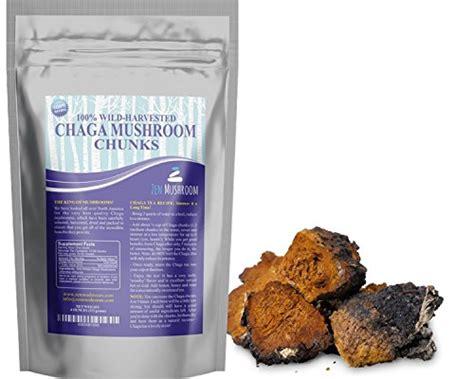 Chaga Detox by Ultra Premium Chaga From Maine And Canada Make