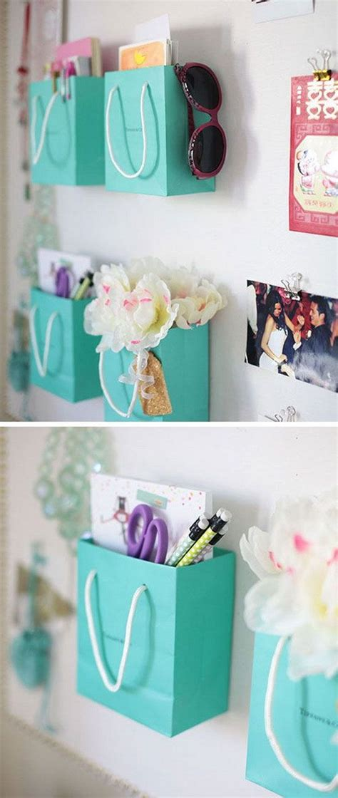 room decoration diy 25 diy ideas tutorials for s room decoration shopping bags bag and bedrooms