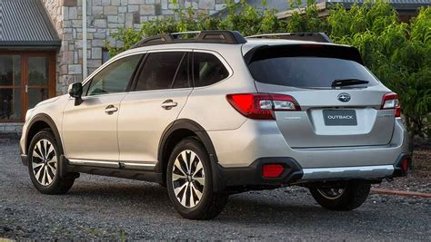 subaru outback  review road test carsguide