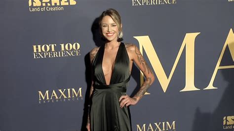 tina louise 2018 tina louise 2018 maxim hot 100 experience youtube