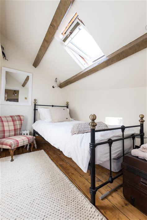 bedroom design eaves the simple bedroom under the eaves rustic bedroom