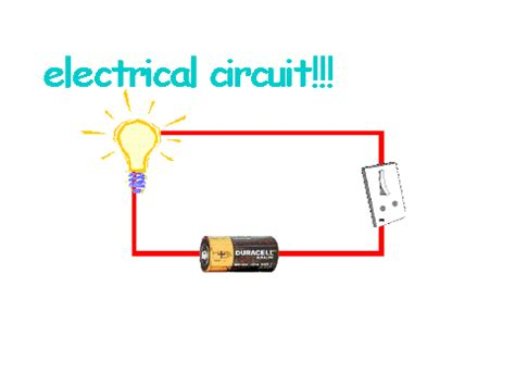 electrical circuits for projects simple circuit v1 on scratch