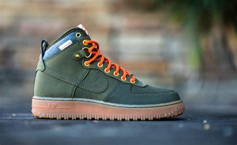 Rugged Watch Nike Air Force 1 Duckboot Gearmoose