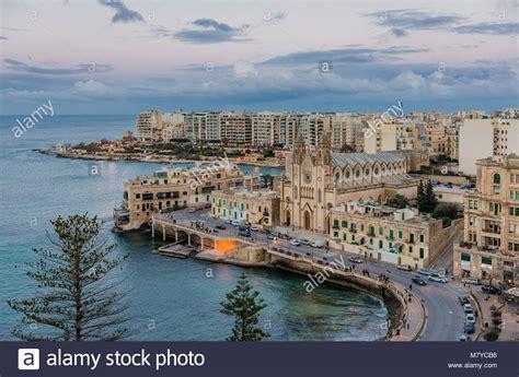 Europa Hotel Sliema Malta Europe malta sliema europe hotel stockfotos malta sliema europe