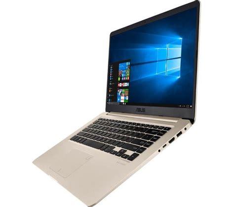 Laptop Asus Vivobook buy asus vivobook pro s10 15 6 quot laptop gold free