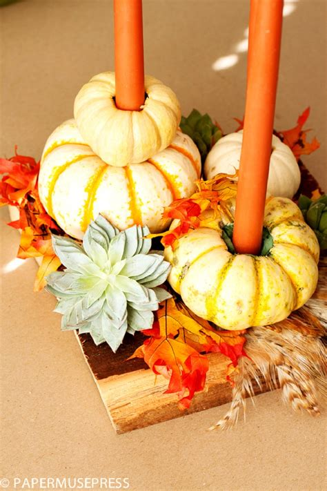 top 10 creative diy thanksgiving decorations